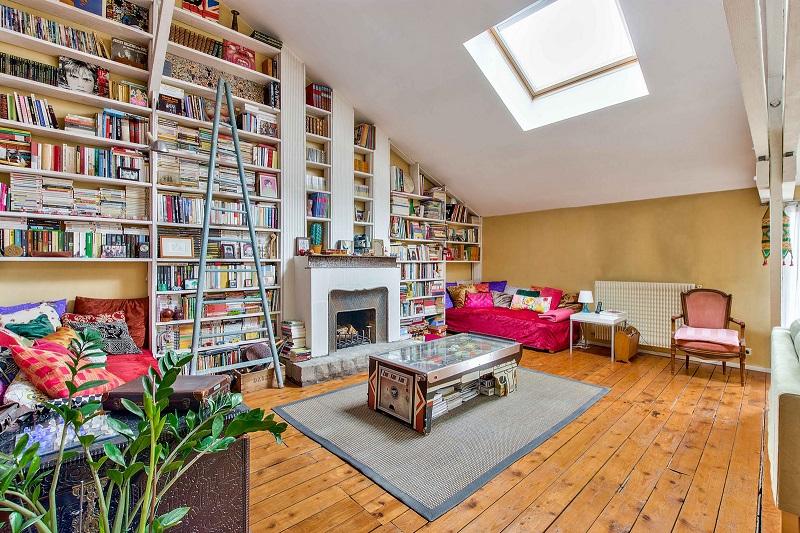 vendre logement meublé à Besançon